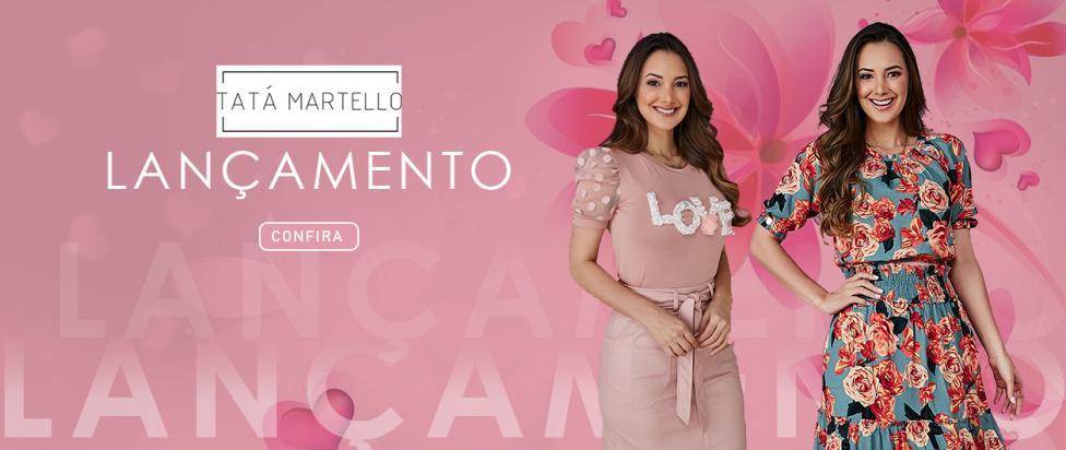 #Lançamento Tatá Martello